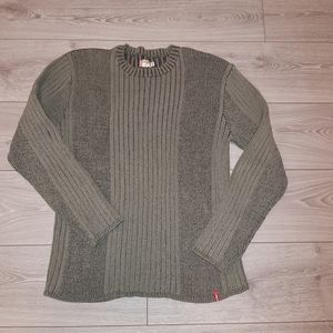 Levi's red tab sweater